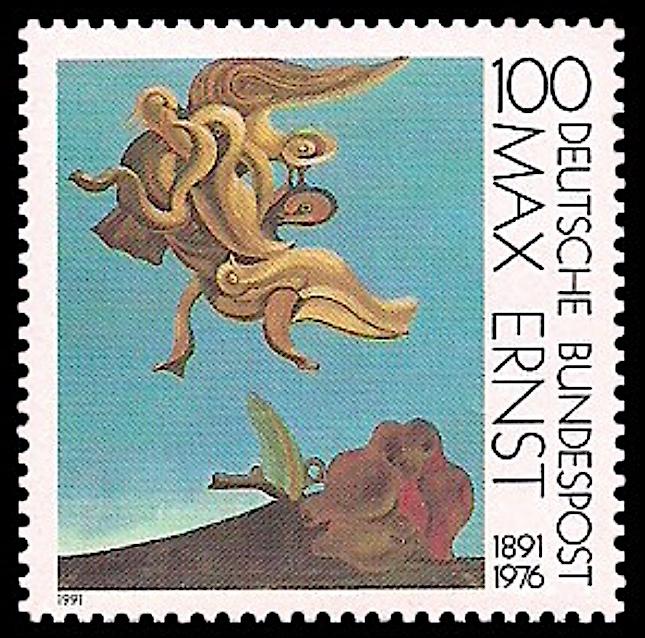 マックス・エルンスト Max Ernst (1891-1976)