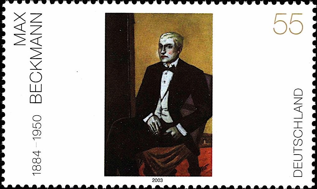 マックス・ベックマン Max Beckmann (1884-1950)
