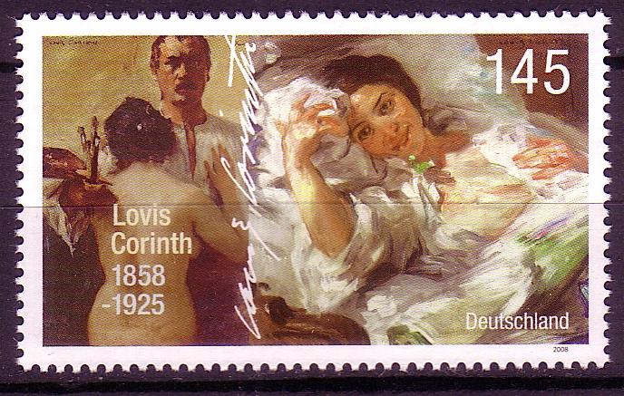 ロヴィス・コリント Lovis Corinth (1858 – 1925)