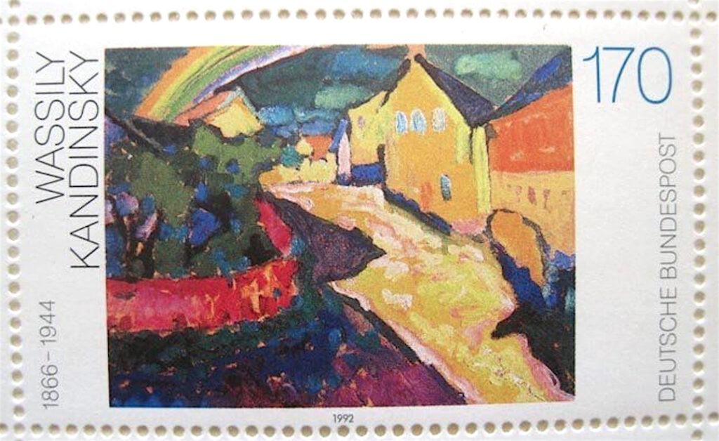 ワシリー・カンディンスキー Wassily Kandinsky (1866 – 1944)