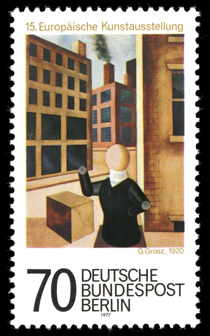 George Grosz (1893 – 1959) ジョージ・グロス