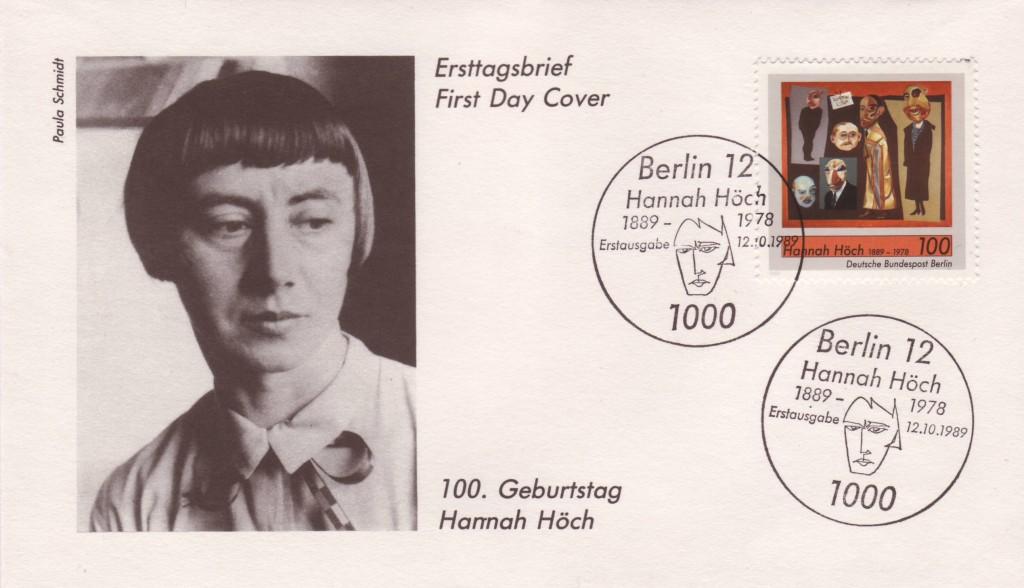 ハンナ・ヘッヒ Hannah Höch (1889 - 1978)