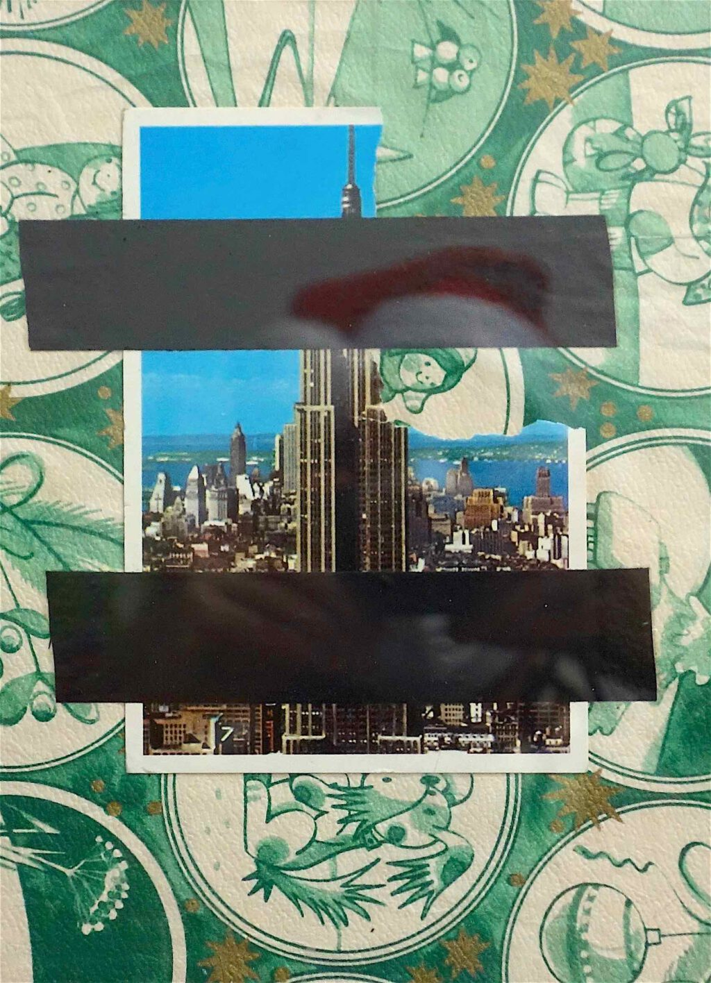 Jiří Kovanda Untitled (New York) 1991