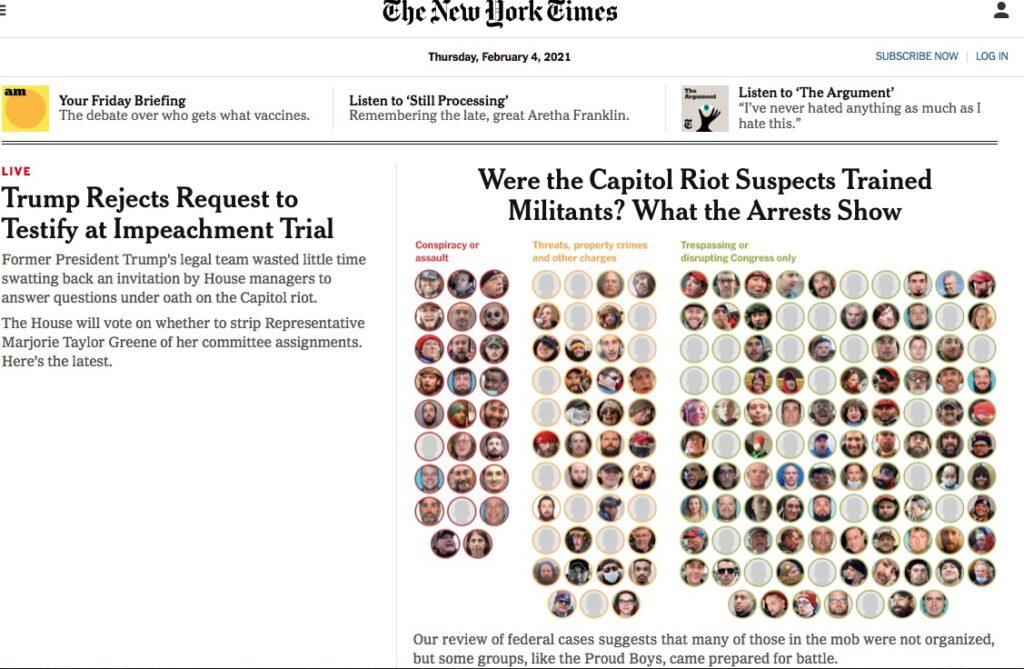 New York Times 2021-2-4