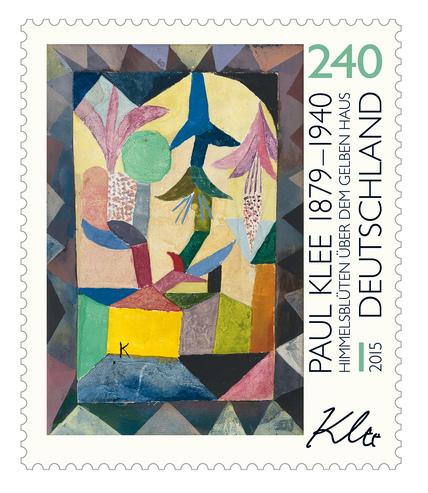Paul Klee パウル・クレー (1879-1940)