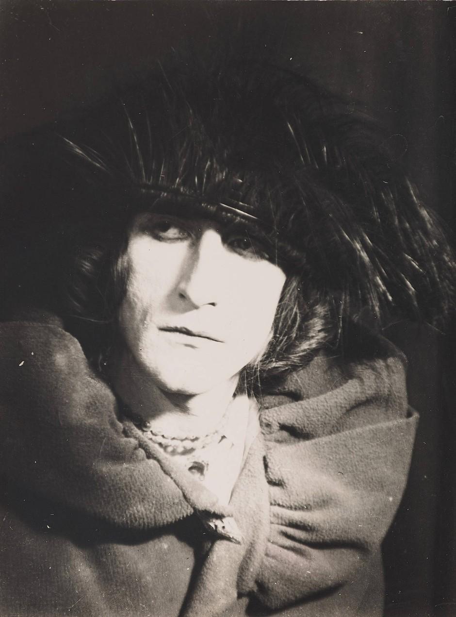 マン・レイ Man Ray Marcel Duchamp en Rrose Sélavy 1921 Estimate 20.-30.000 Euro