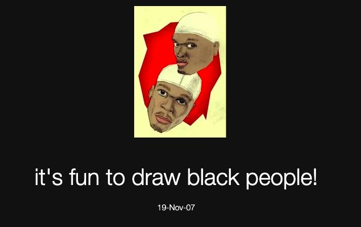 Beeple-its-fun-to-draw-black-people