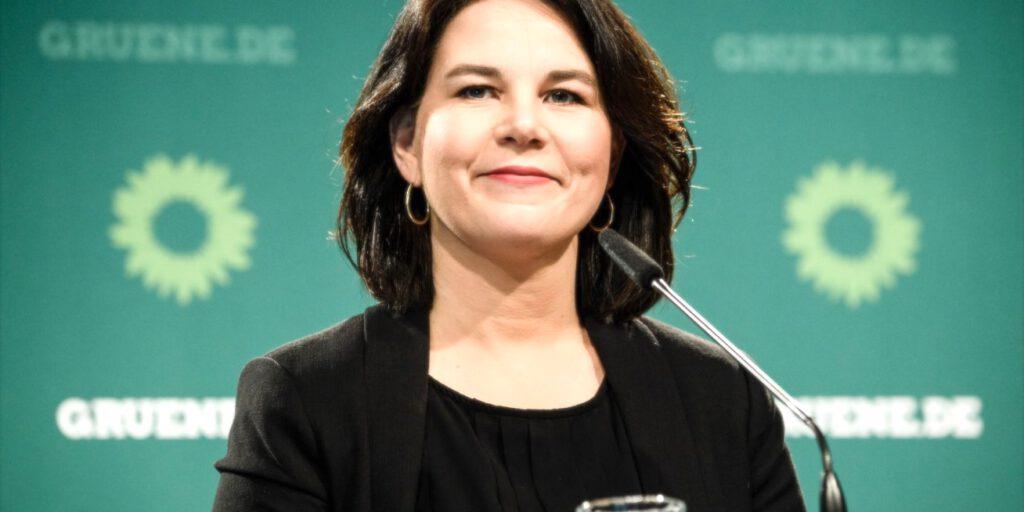 ドイツ「緑の党」のアンナレーナ・ベアボック氏