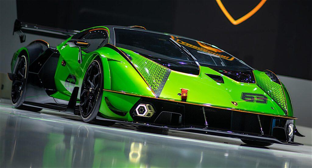 ランボルギーニ Lamborghini ESSENZA SCV12