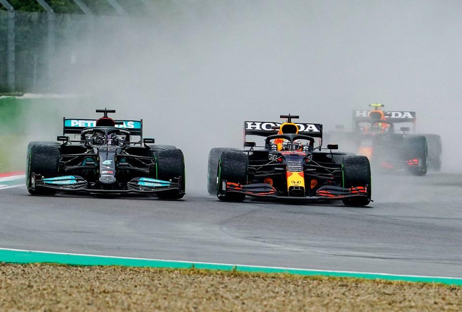 レッドブル・ホンダ Redbull Honda @ Autodromo Internazionale Enzo e Dino Ferrari, Imola