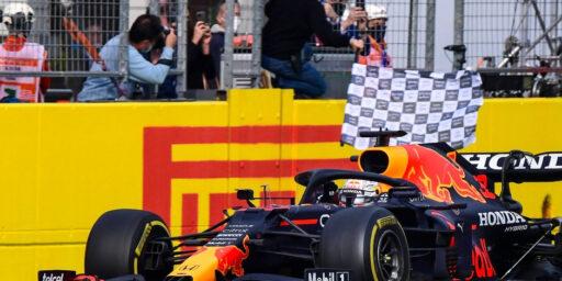 イタリア F1エミリアロマーニャGP ホンダ勢が今季初勝利