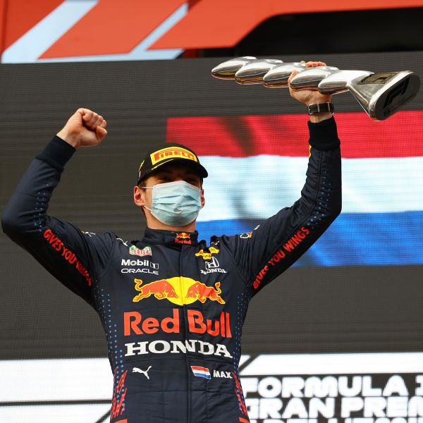 Max Verstappen マックス・フェルスタッペン選手