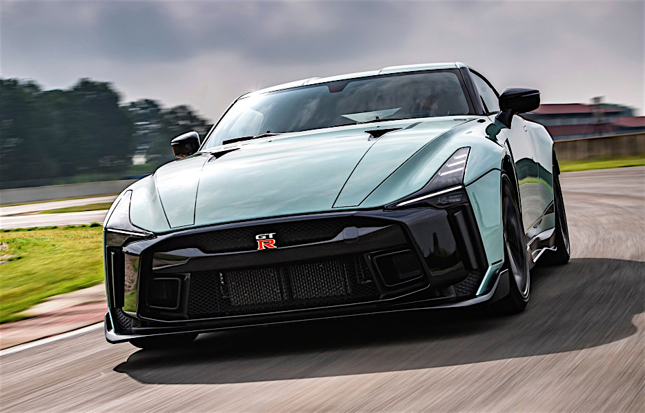 NISSAN 日産 GT-R 50 by Italdesign