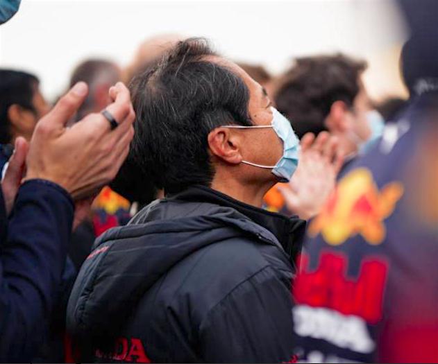 T. Tanabe (HONDA Racing F1)