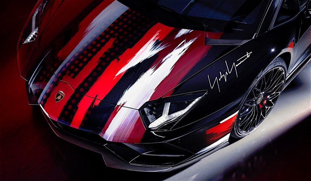 Yohji Yamamoto × Lamborghini