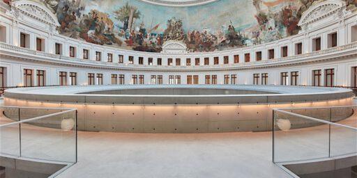 フランソワ・ピノーの三番目の刺激的な現代美術館、再建築 by 安藤忠雄