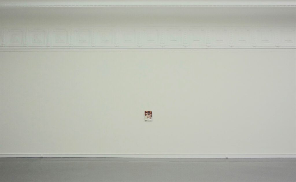 ELIZABETH PEYTON Here She Comes Now 9.3.–23.6.2013 @ Kunsthalle Baden-Baden