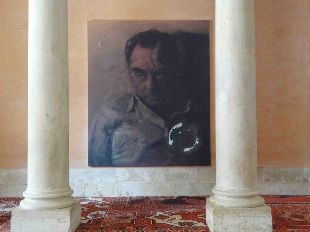 Palazzo Grassi – Rudolf Stingel 個展