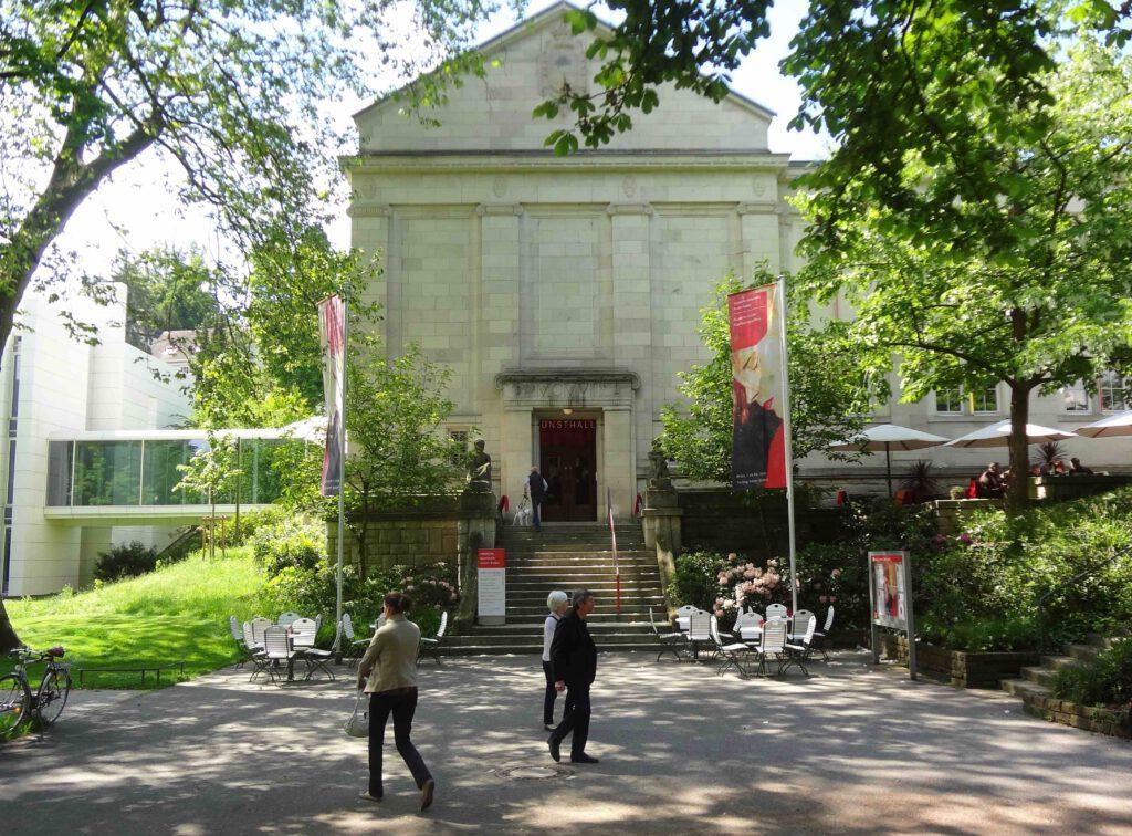 Staatliche Kunsthalle Baden-Baden 2013