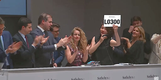 Sotheby's Harsh Reshuffle: After Amy Cappellazzo and Kevin Ching, Next Prominent Figure TERASE Yuki Bites the Dust