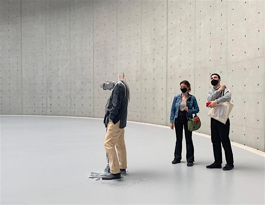 Urs Fischer Untitled (Rudolf Stingel) 2011
