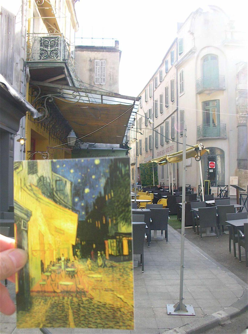 アルル Van Gogh Cafe
