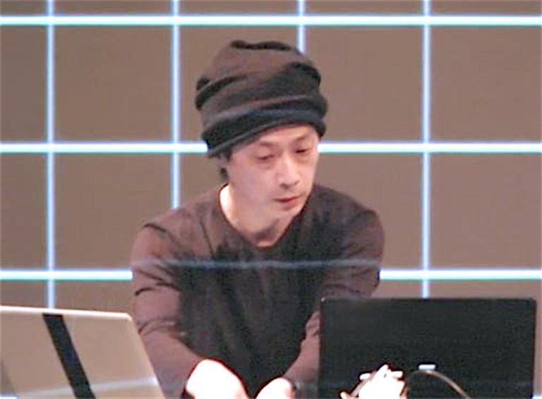 池田亮司 Ryoji Ikeda