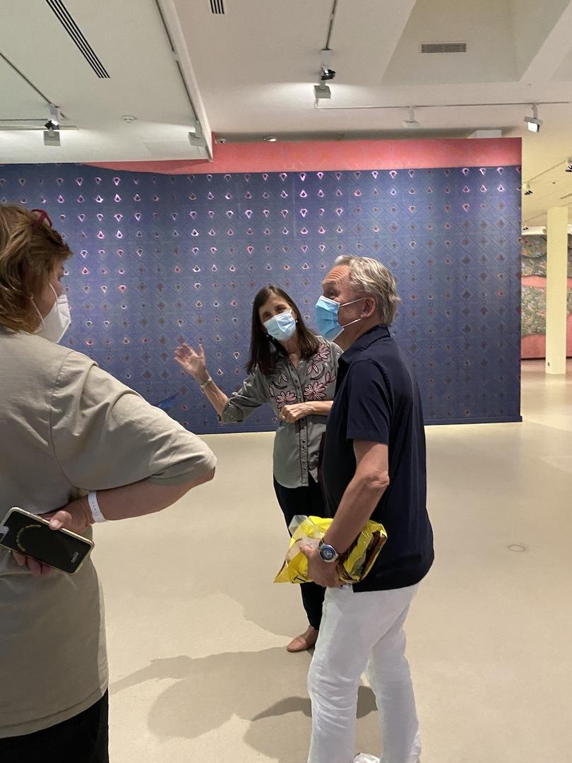 Bice Curiger, Willem van Gogh, Eva Presenhuber