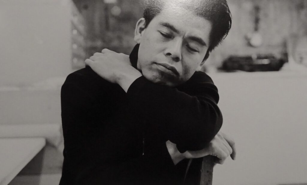 HIBINO Katsuhiko 日比野克彦 by Mario A 亜 真里男 1992年