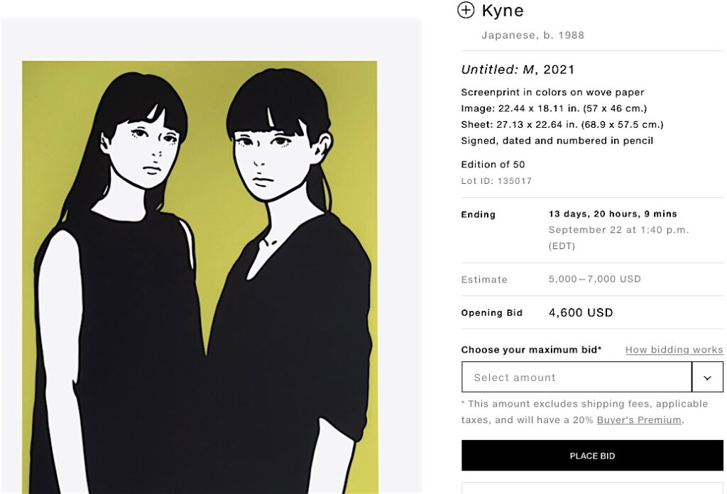 KYNE Print