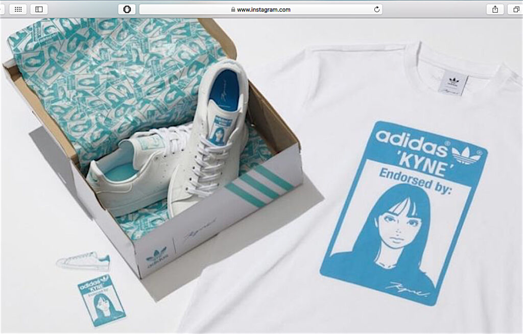 KYNE for adidas 2021