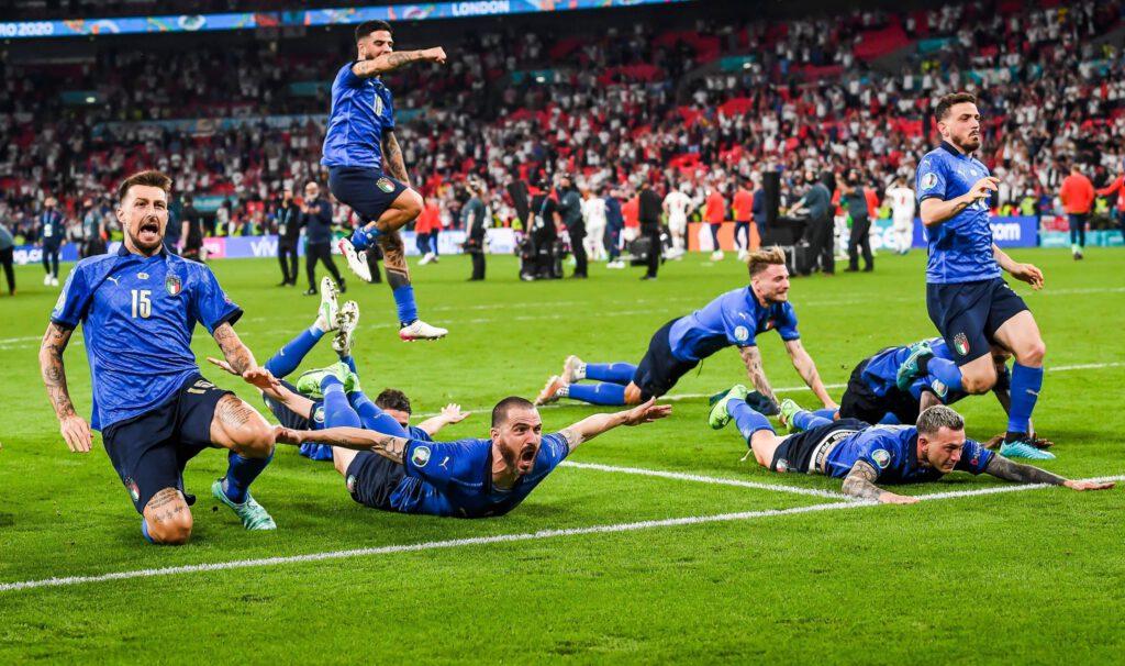 イタリアが53年ぶりEURO制覇