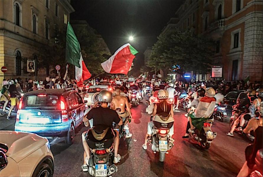 昨夜のイタリア5