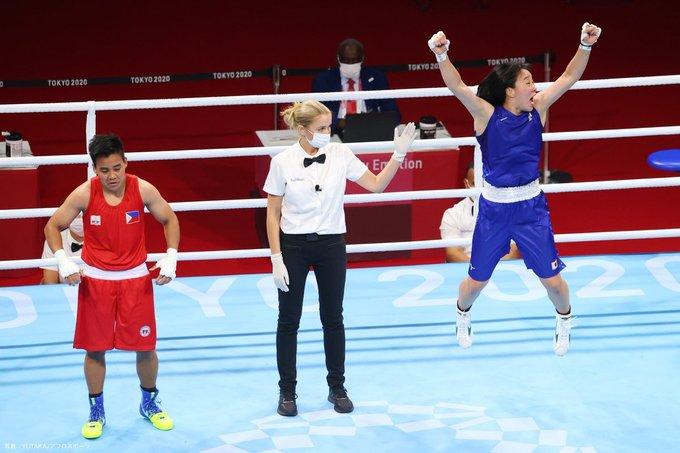 Irie SENA, Gold, Japan, boxing, featherweight
