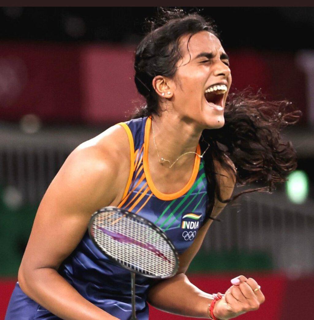 Pusarla Venkata Sindhu, bronze, badminton India
