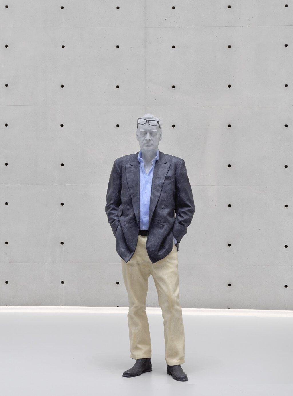 Urs Fischer Untitled 2011-2021, detail