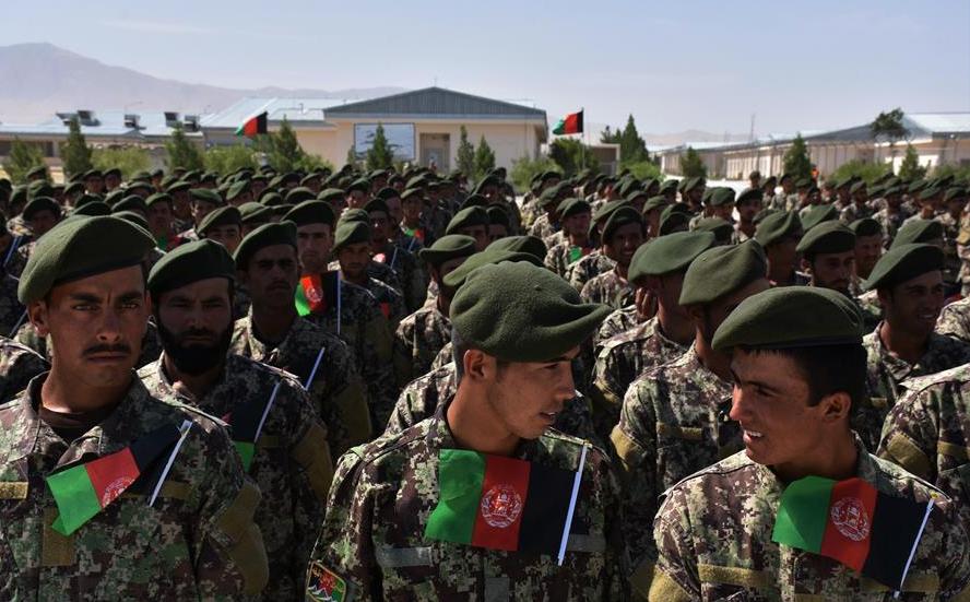 アフガニスタン軍