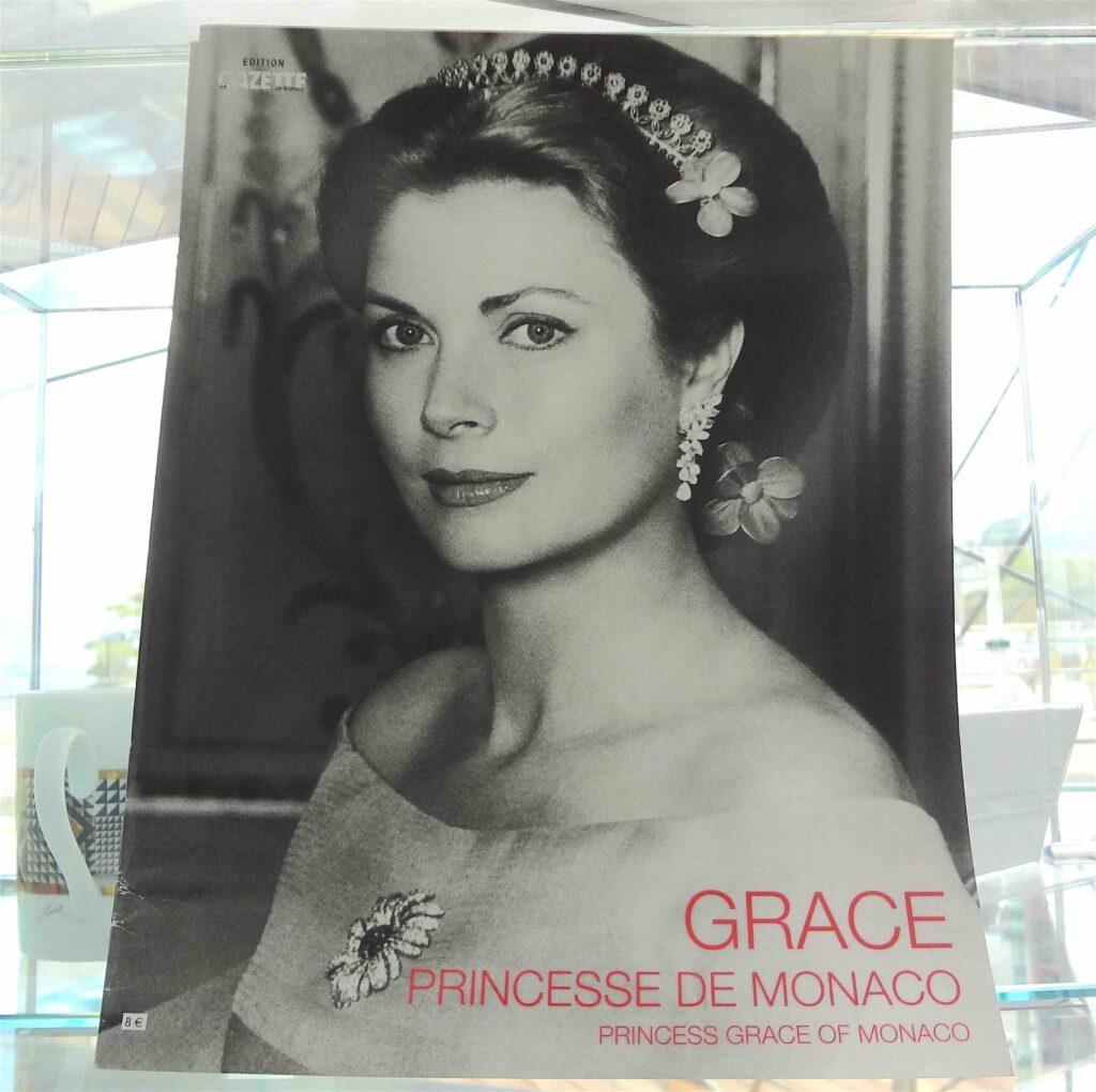 グレース・ケリー モナコ公国の公妃