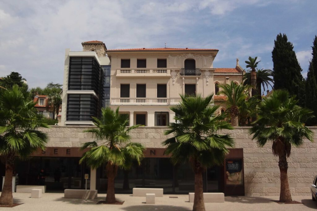 ボナール美術館、南仏、ル・カネ(Le Cannet)