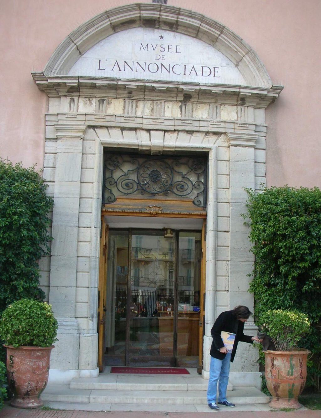 ラノンシアード美術館、サントロペ