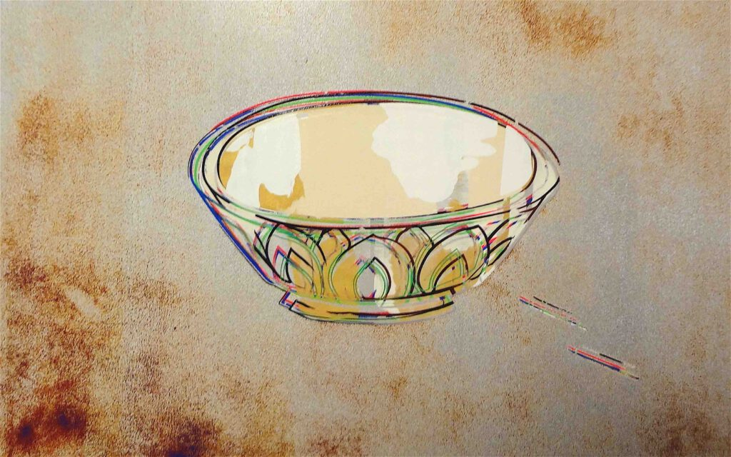 """村上隆 Takashi Murakami """"727-272 The Emergence of God At The Reversal of Fate"""" 2006-2009, detail14"""
