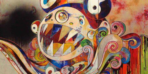 現代美術コレクター、兼オークションハウス・クリスティーズ社長フランソワ・ピノー氏のコレクション展 in モナコ公国