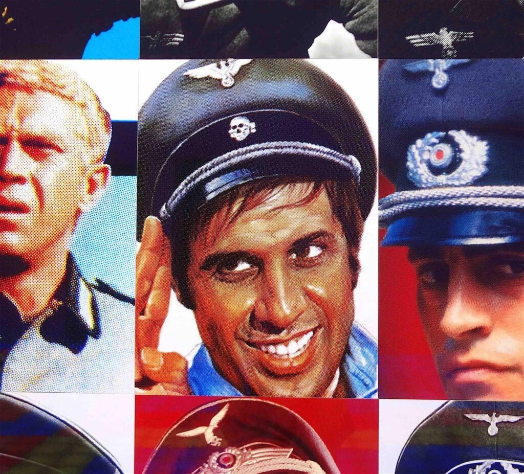 """Adriano Celentano in Piotr Uklanski """"Untitled (Dancing Nazis)"""" 2008"""