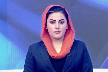 Afghan Female Journalists Ask Taliban for Right to Work