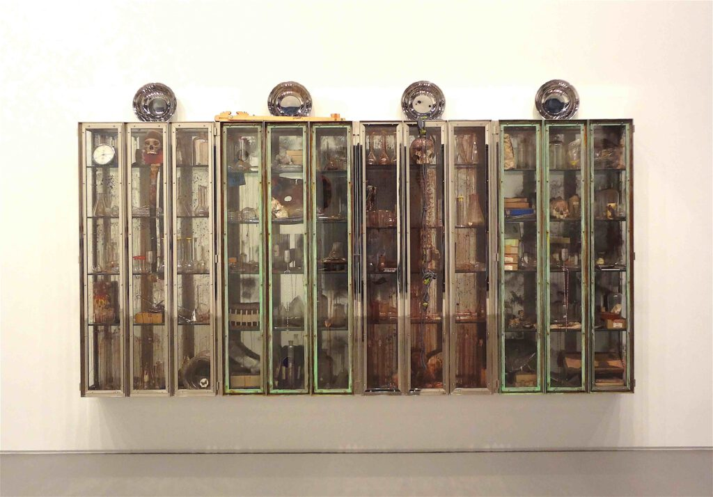 """Damian Hirst """"The Evangelists"""" 2004, Mixed media @ Pinaul Collection"""