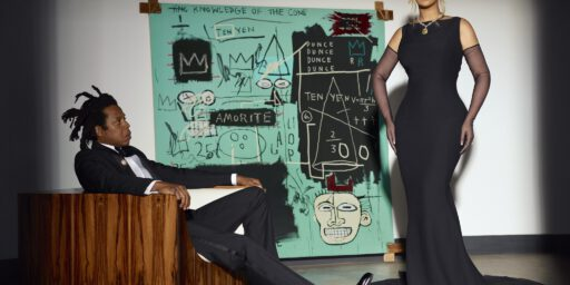 Playing The New Cool: Tiffany & Basquiat & Beyoncé with Jay-Z