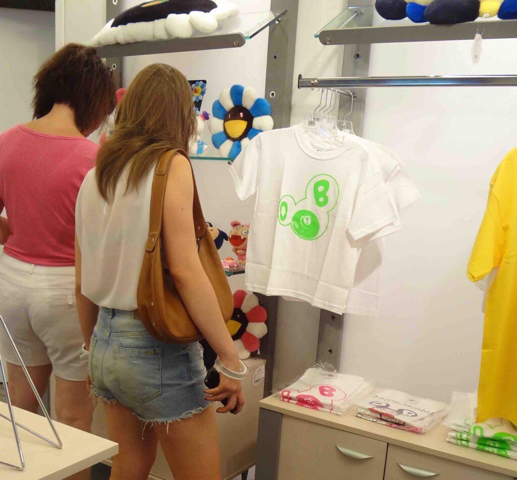 MURAKAMI Takashi T-shirts etc.
