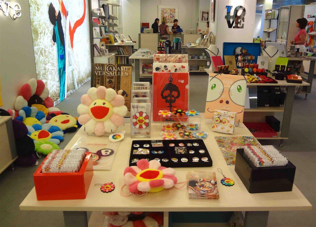 MURAKAMI Takashi goods etc.