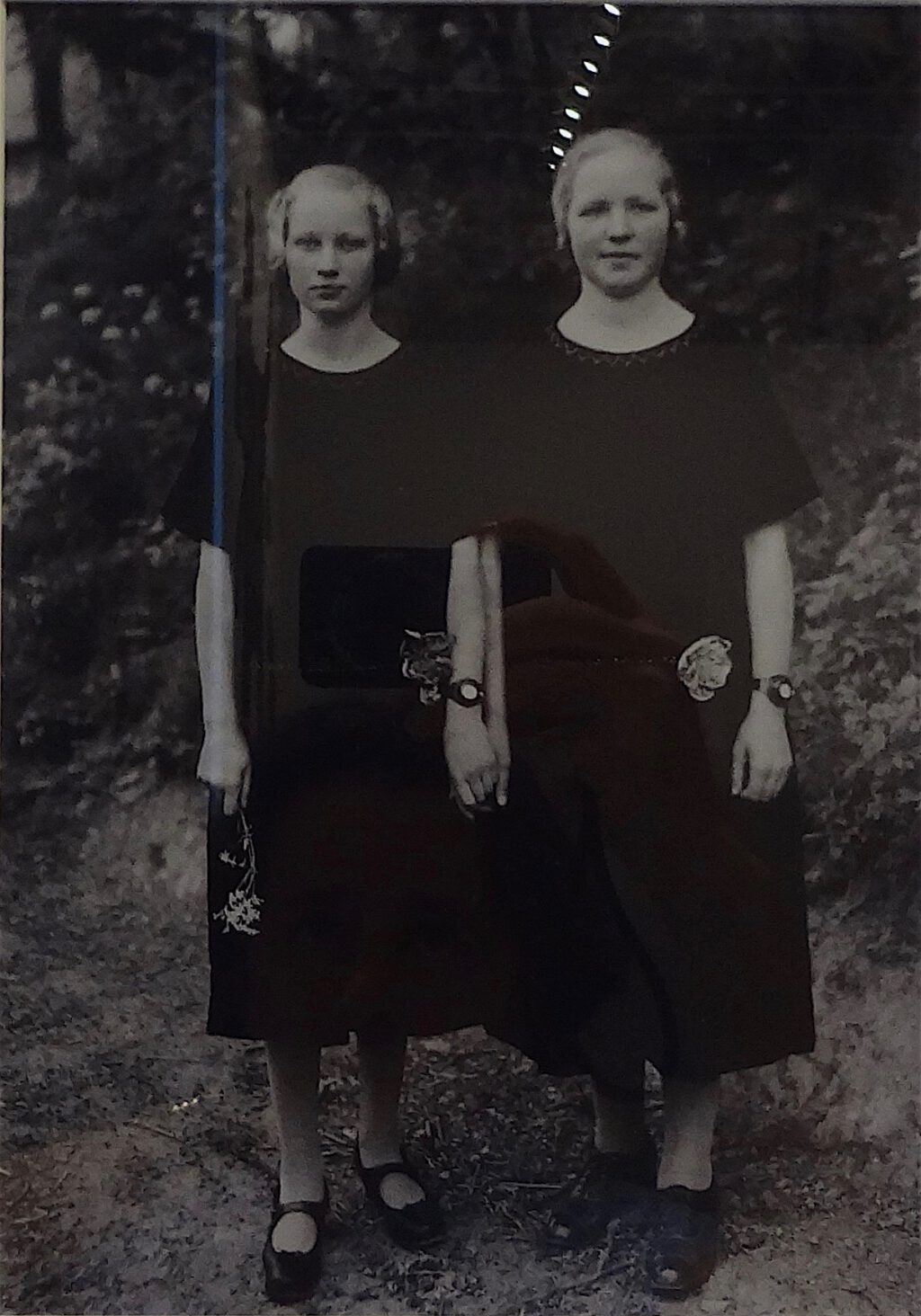 "Sherrie Levine ""After August Sander"" 2012, 18 Lambda Prints, detail"
