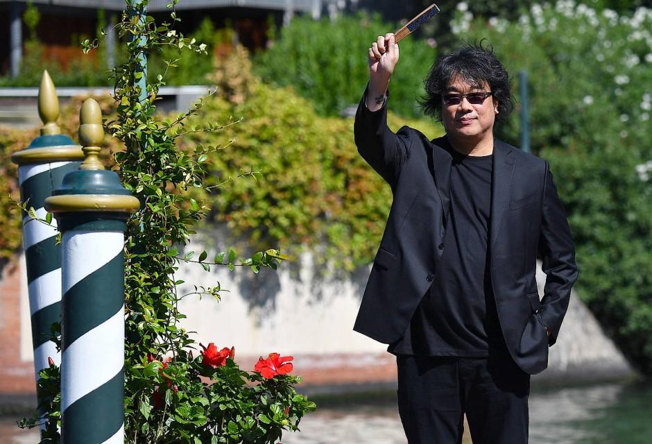 Jury President Bong Joon-ho